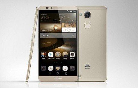 Huawei ascend mate 7 gold 2
