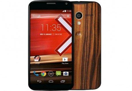 Motorola moto x 16gb walnut fiinish 267659