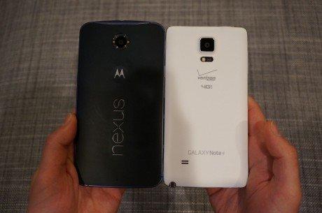 Nexus 6 note 4 7