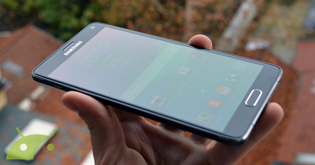 Samsung Galaxy Note 4 riceve le patch di sicurezza di novembre in Europa