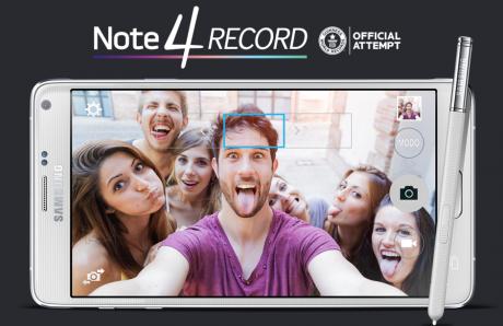 Samsung note4record