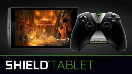Shield tablet and contoller1
