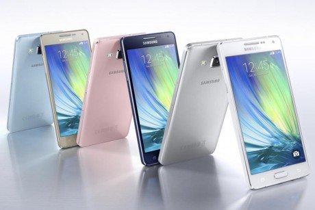 Galaxy A5 Colors