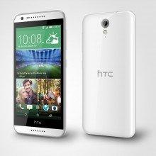 HTC Desire 620_PLeft_MarbleWhite