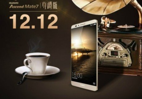 Huawei Ascend Mate 7 Monarch teaser image1