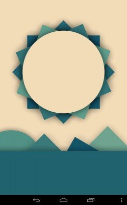 Minima Live Wallpaper-1