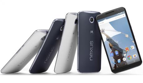 Nexus 6 Acqua