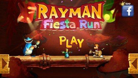 Rayman Fiesta Run 11