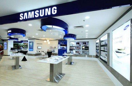 Samsung Experience Corner