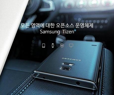Samsung Z1 Leather Case