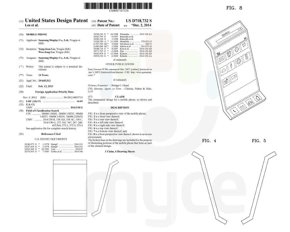 Samsung curvo