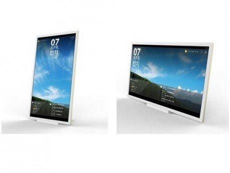 Toshiba TT301 business tablet