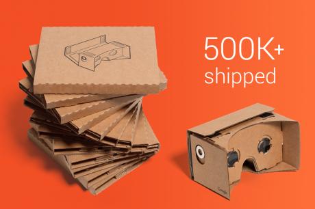 Cardboard 500k