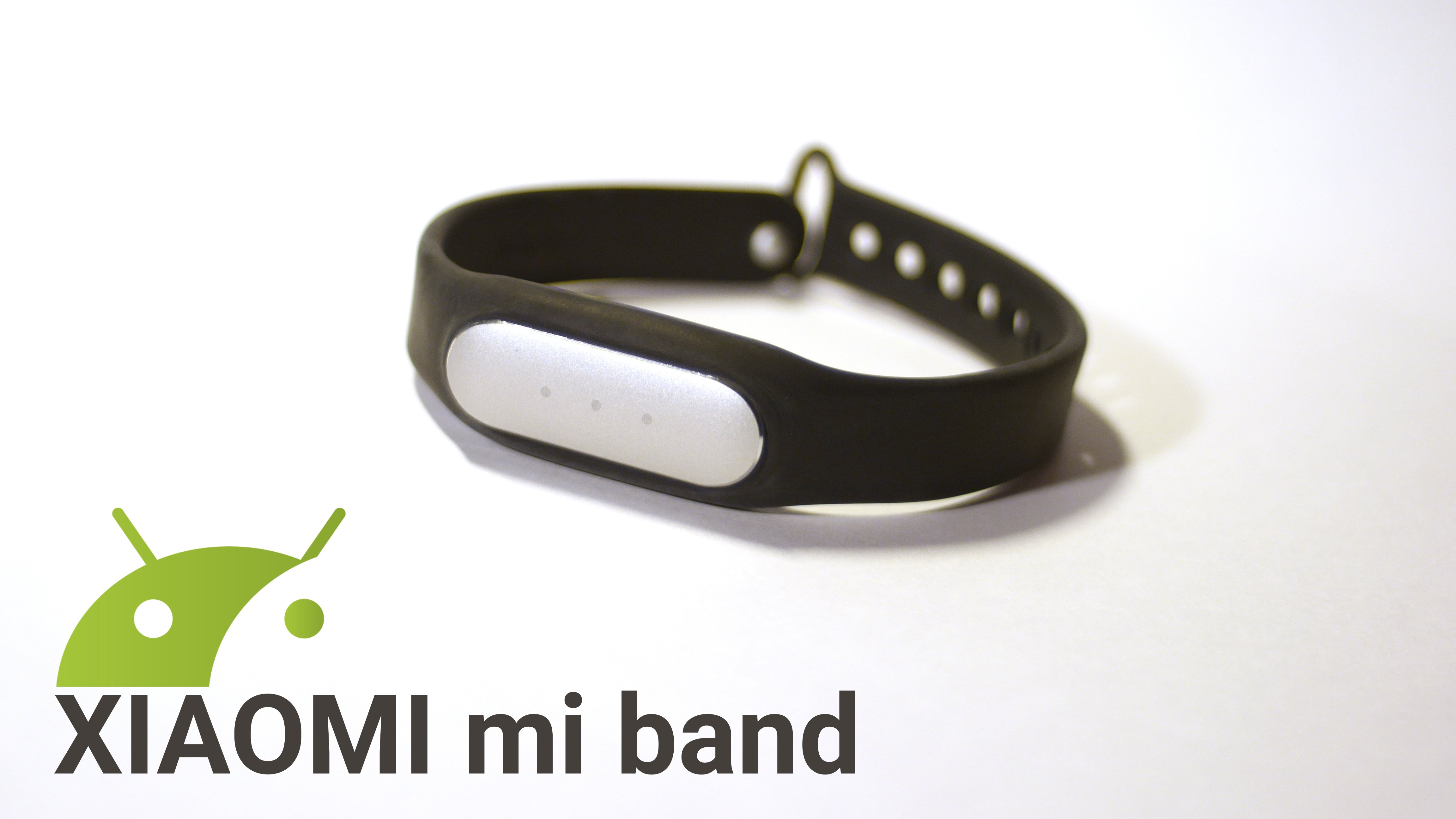 recensione xiaomi mi band tuttoandroid. Black Bedroom Furniture Sets. Home Design Ideas