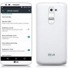 crDroid LG G2