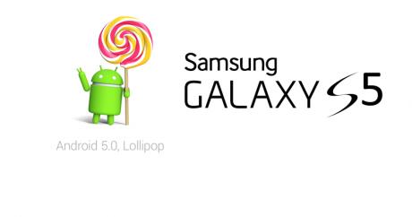 Lollipop s5 preview
