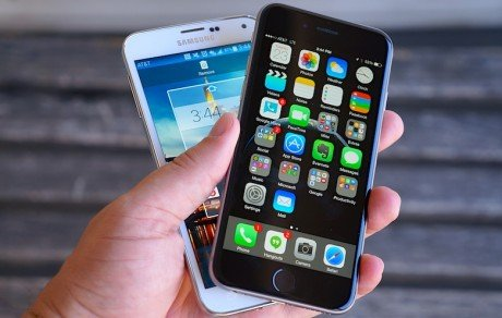 Samsung vs apple e1419967663184