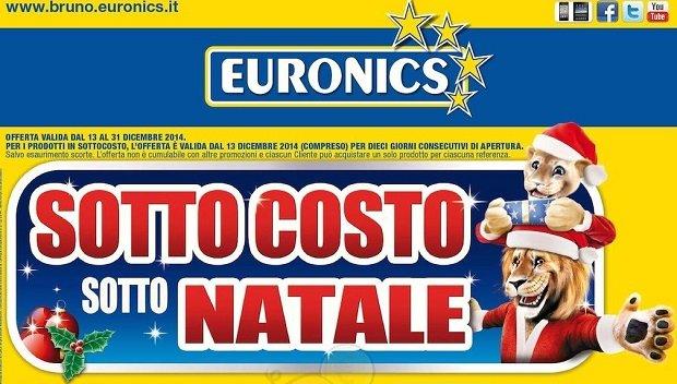 sotto costo euronics