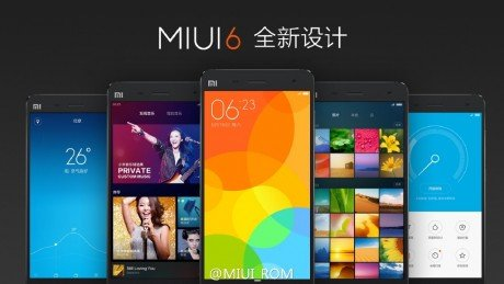 Android Miui v6