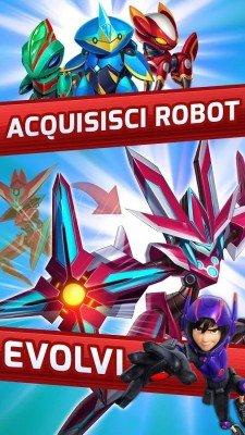Big Hero 6 Robot Fight-1