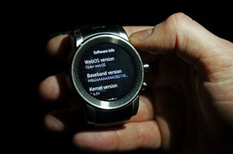LG Watch WebOS A