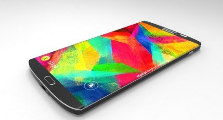 Samsung Galaxy S6 and Edge design d