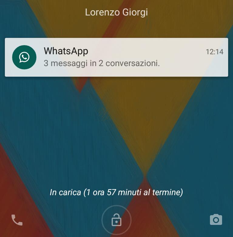 Whatsapp Si Aggiorna Con Qualche Novità Grafica Per Android 50