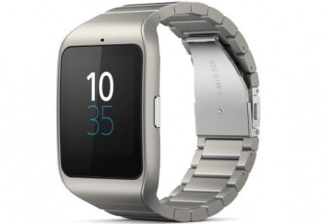 SmartWatch3 Stainless Steel