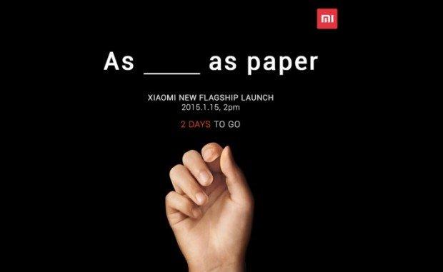 Xiaomi Annuncio C