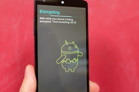 Androidlollipop5 0 encryption