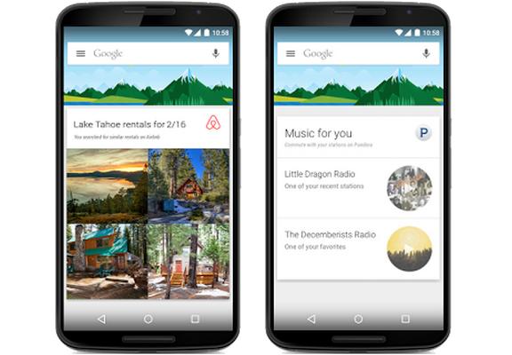Google Now presto mostrerà le schede delle applicazioni terze: già 40 in arrivo!