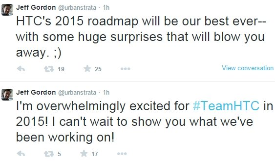 htc roadmap 2015