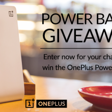oneplus power bank concorso