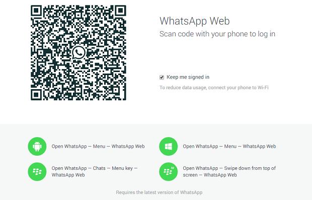 [Guida] WhatsApp Web è ufficiale! Ecco come iniziare ad utilizzarlo.