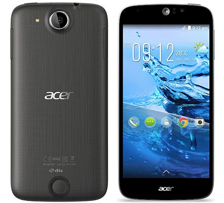 Acer smartphone Liquid Jade Z Black main