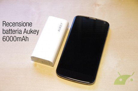 Aukey 6000mAh 1