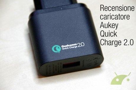 Aukey Quick Charge 2.0 1