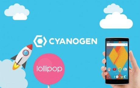 CyanogenMod12 Sony