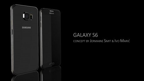 Galaxy S6 and S6 Edge 3D design renders 6