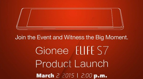 Gionee Elife S7 A