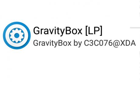 Gravity Box
