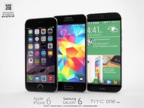 HTC One M9 H