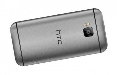 HTC One M9 Hima press render 710x457
