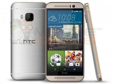 HTC One M9 loool