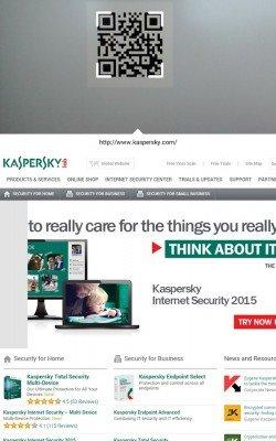 Kaspersky QR Scanner-2