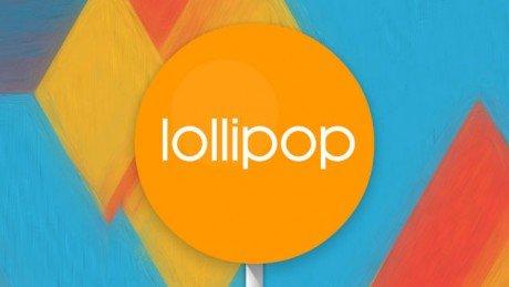 Lollipop UI