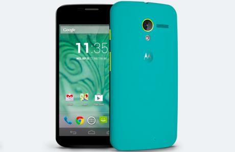 Moto X phone11