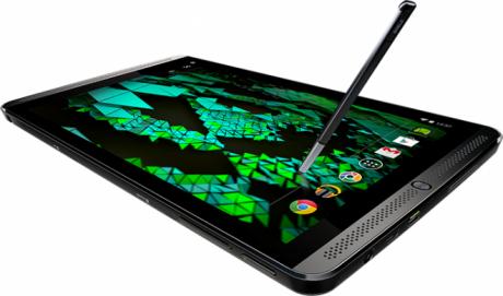 NVIDIA SHIELD Tablet styl