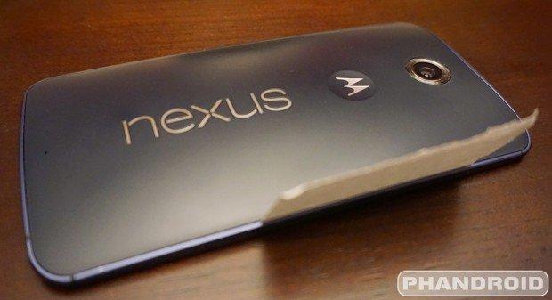 Nexcus 6 cover