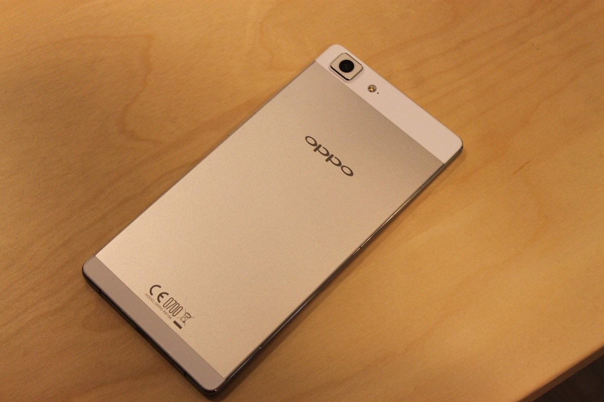 Oppo R5 in versione oro disponibile in India  Tutto Android
